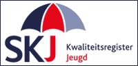 Logo Kwaliteitsregister Jeugd (SKJ)